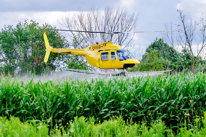 Agricultural Aerial Application in Colorado