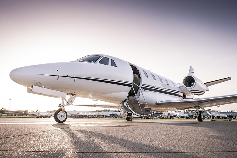 Executive Jet Charters in Boulder